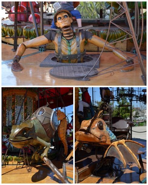 Machines de l'ile carroussel des mondes marins et éléphant nantes (16)
